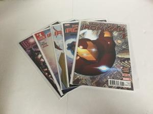 Invincible Iron Man 1-3 1 Special Lot Set Run Nm Near Mint Marvel Now