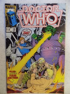 Doctor Who #18 (1986)