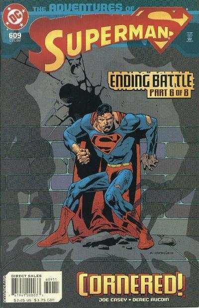 Adventures of Superman (1987 series) #609, NM