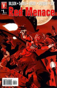 Red Menace #1A FN; WildStorm   save on shipping - details inside