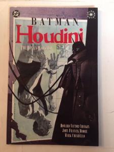 Batman Houdini Devils Workshop Near Mint Elseworlds Howard Chaykin John Moore