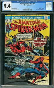 Amazing Spider-man #147 (Marvel, 1975) CGC 9.4