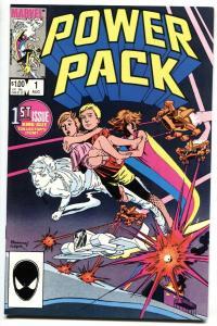 Power Pack #1 1984 Mavel-1st issue high grade comic book VF/NM