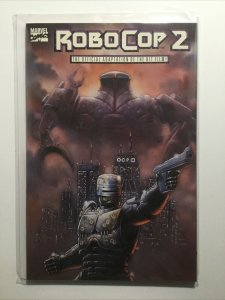 Robocop 2 Official Adaptation To The Hit Film Near Mint Nm Marvel