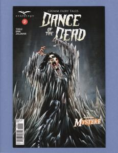 Grimm Fairy Tales Dance of the Dead #2 NM Variant Cover B