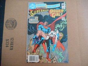 DC Comics Presents #56 (1981)