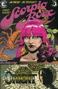 Scorpio Rose #1 VF; Eclipse | save on shipping - details inside
