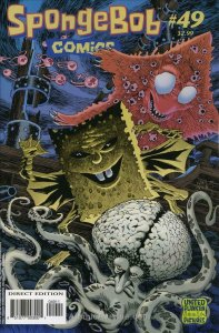 Spongebob Comics #49 VF/NM; Bongo | save on shipping - details inside