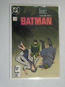 Batman #404 4.0 VG (1987)