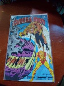 The Omega Men #9 (1983)