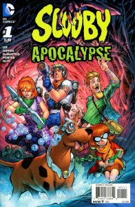 Scooby Apocalypse #1 VF/NM; DC | save on shipping - details inside