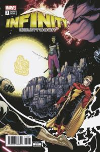 Infinity Countdown #3 Connecting Variant (Marvel, 2018) NM