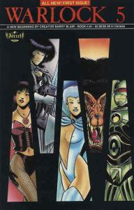 Warlock 5 Book II #1 FN; Aircel | save on shipping - details inside