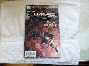 05 DC COMICS THE OMAC PROJECT # 5 OF 6