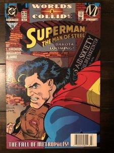 Superman Man of Steel #35