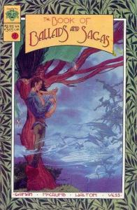 Book of Ballads and Sagas #1, NM (Stock photo)