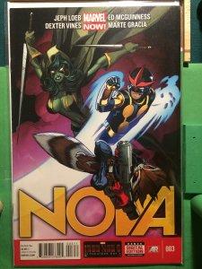 Nova #3 (2013 series)