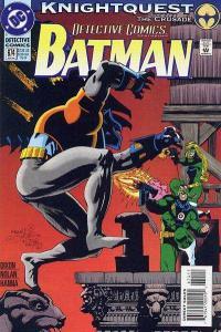 Detective Comics (1937 series) #674, NM (Stock photo)