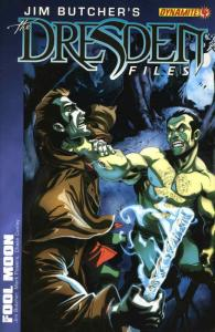Dresden Files, The: Fool Moon (Jim Butcher's…) #4 VF/NM; Dynamite | save on ship