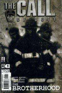 Call of Duty: The Brotherhood #1, NM (Stock photo)