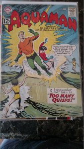 Aquaman #6 (DC, 1962) GD/VG