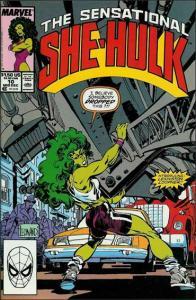 Marvel THE SENSATIONAL SHE-HULK #10 NM