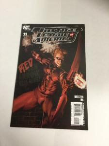 Justice League Of America 11 Variant Nm Near Mint DC Comics