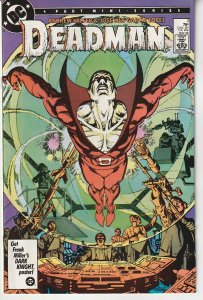 Deadman(mini-series, 1986) # 3 Story 15 Years in the Making !