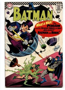 BATMAN #190 DC COMICS-Penguin issue- comic book 1967