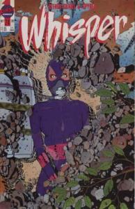 Whisper (Vol. 2) #24 VF/NM; First | save on shipping - details inside