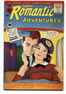 My Romantic Adventures #104 1960-ACG-HIGH GRADE-Taxicab Romance!
