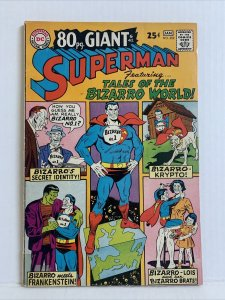 80 Page Giant #202 Superman
