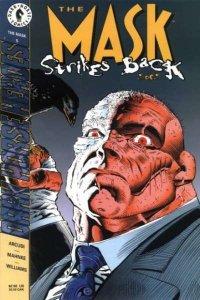 Mask Strikes Back #5, NM- (Stock photo)