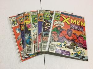 Amazing Adventures X-Men 7 8 10 11 12 13 14 Lot Fn-Vf Fine-Very Fine 6.0-8.0 IK