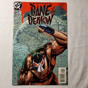 Batman Bane of the Demon 1 Very Fine/Near Mint Cover by and Bill Sienkiewicz
