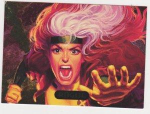 1994 Marvel Masterpieces Power Blast #7 Rogue