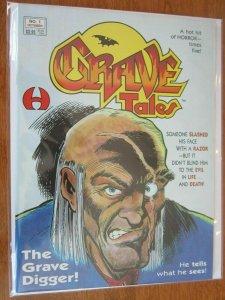 Grave Tales #1 7.0 FN/VF (1991)