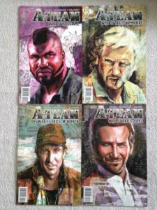A-TEAM : WAR STORIES - COMPLETE Four (4) Issue Mini-Series - BA, FACE, MURDOCK