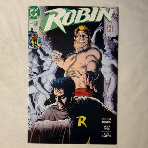 Robin #5 (1991) VF/NM