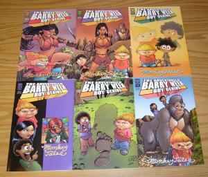 Adventures of Barry Ween, Boy Genius: Monkey Tales #1-6 VF/NM complete series