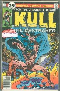 Kull the Destroyer #16