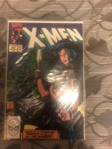 X men 267 2nd gambit appearance