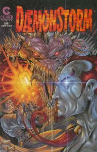 Daemonstorm #1 VF/NM; Caliber | save on shipping - details inside
