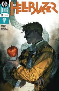 Hellblazer, The (2nd Series) #17A VF/NM; DC | save on shipping - details inside