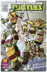 TEENAGE MUTANT NINJA TURTLES #1, NM, Con edition, SDCC, 2013, more in store