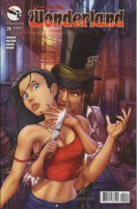 Grimm Fairy Tales presents Wonderland #20A FN; Zenescope | save on shipping - de