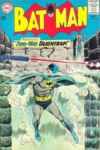Batman #176 stock photo
