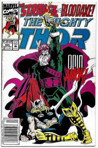 Mighty Thor #455 (Marvel, 1992) FN-