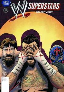 WWE Superstars (Vol. 1) #7 VF/NM; Super Genius | save on shipping - details insi
