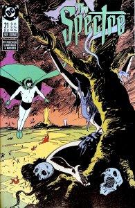 The Spectre #21 (1988)